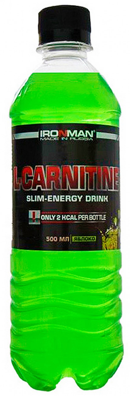 Ironman L- Carnitine напиток ( 500 мл )