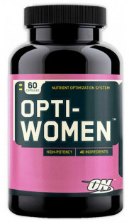 Optimum Nutrition Opti women (60 кап)