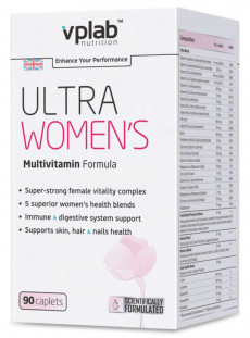 VPLab Ultra Women's Multivitamin Formula (90 капсул)