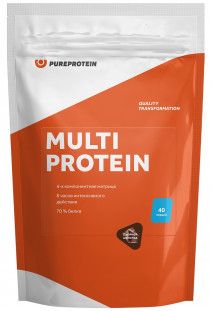 Протеин Pure Protein MultiComponent Protein (1200 г)