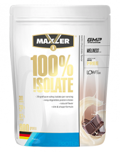 Протеин Maxler 100% Isolate (900 г)